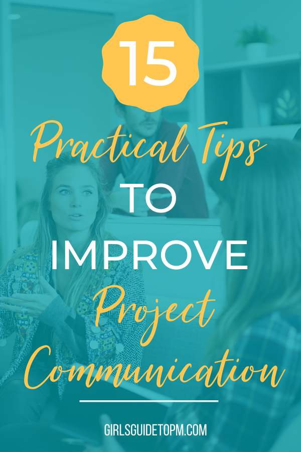 Learn how to improve project communication with these tried and tested tips that will make it easier to do at the same time.