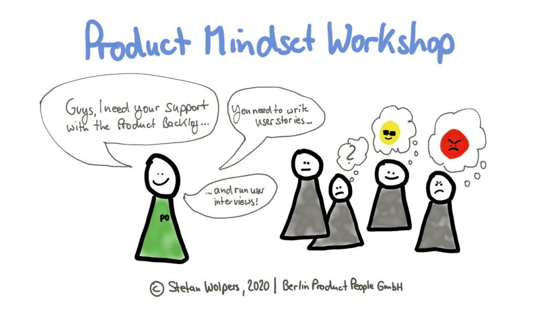 Product Mindset: Encouraging Ownership in a Scrum Team