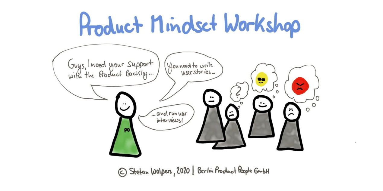 Product Mindset: Encouraging Ownership in a Scrum Team — Age-of-Product.com