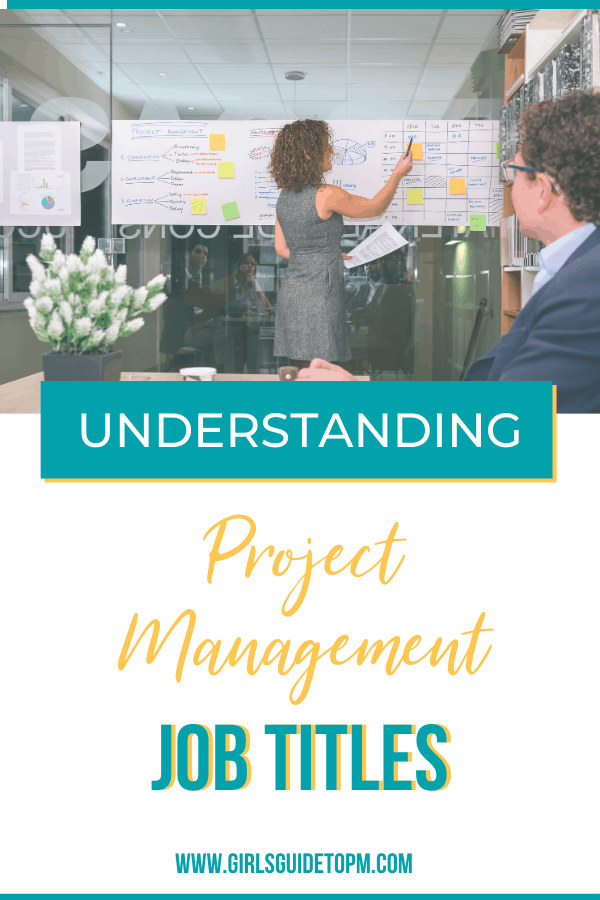 Learn how to understand the different project management job titles and types of roles in project management.