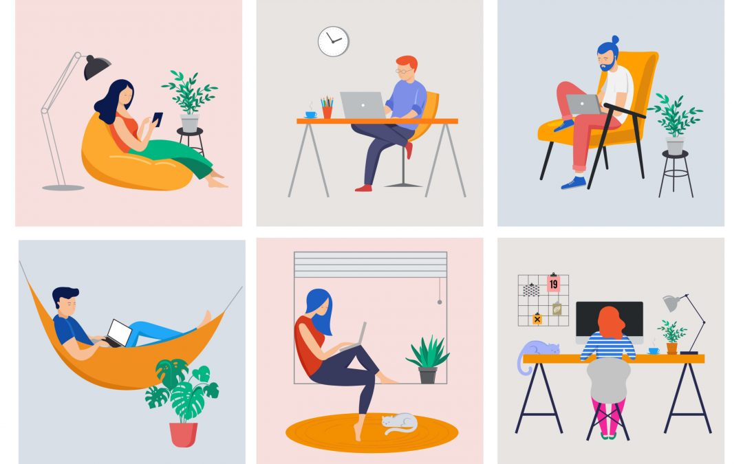 9 Tips to Boost Productivity When Working From Home