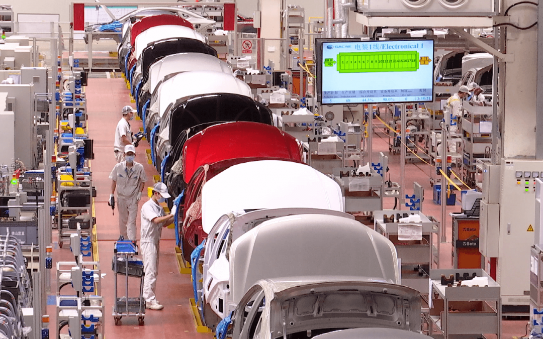 5 Severe Impacts Of Covid-19 On The Auto Industry