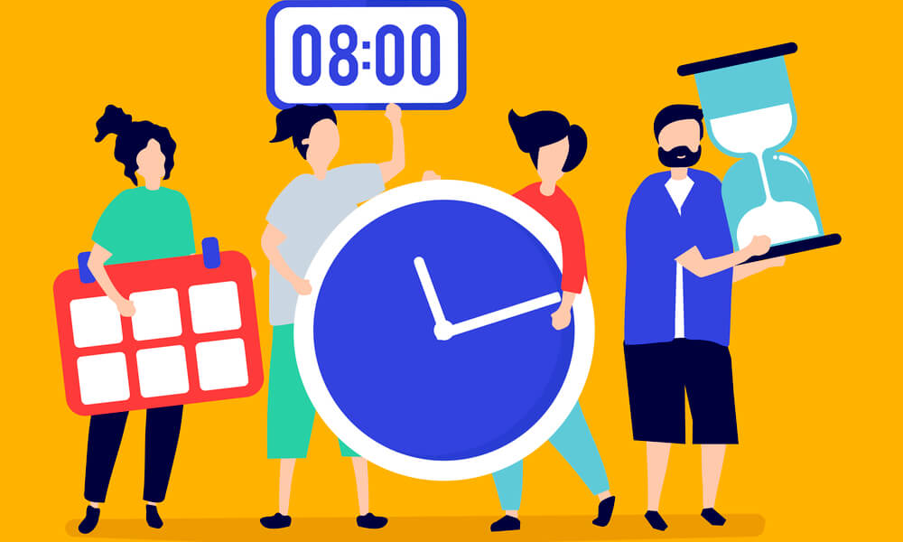 time management tips, time management tactics, how to manage time like a pro