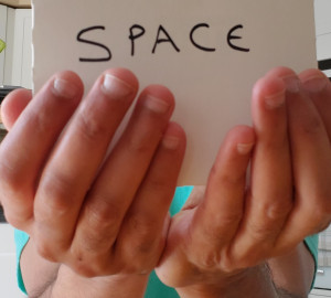 How does psychological safety relate to holding space?