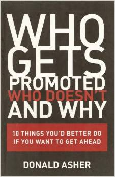 Book review: Who Gets Promoted, Who Doesn't, and Why