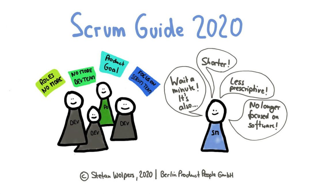 Scrum Guide 2020 — The Development Team Is Dead; Long Live the Scrum Team!