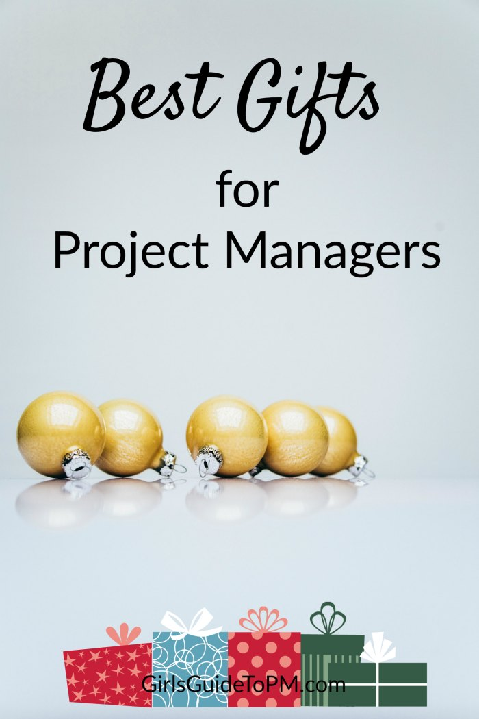 Gifts for project managers