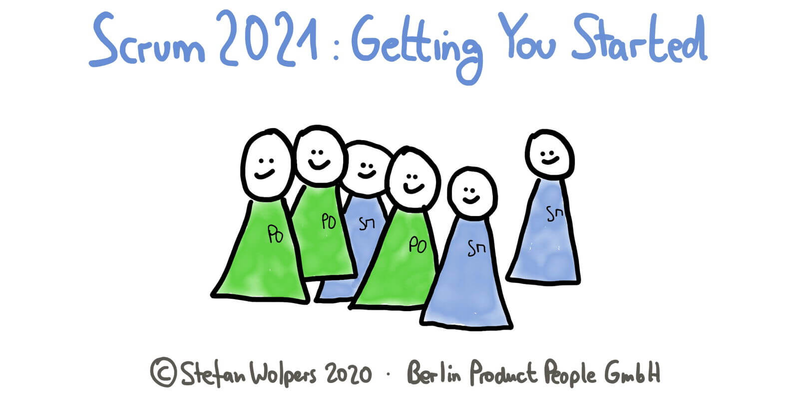 Scrum 2021: Getting You Started as Scrum Master or Product Owner — Age-of-Product.com