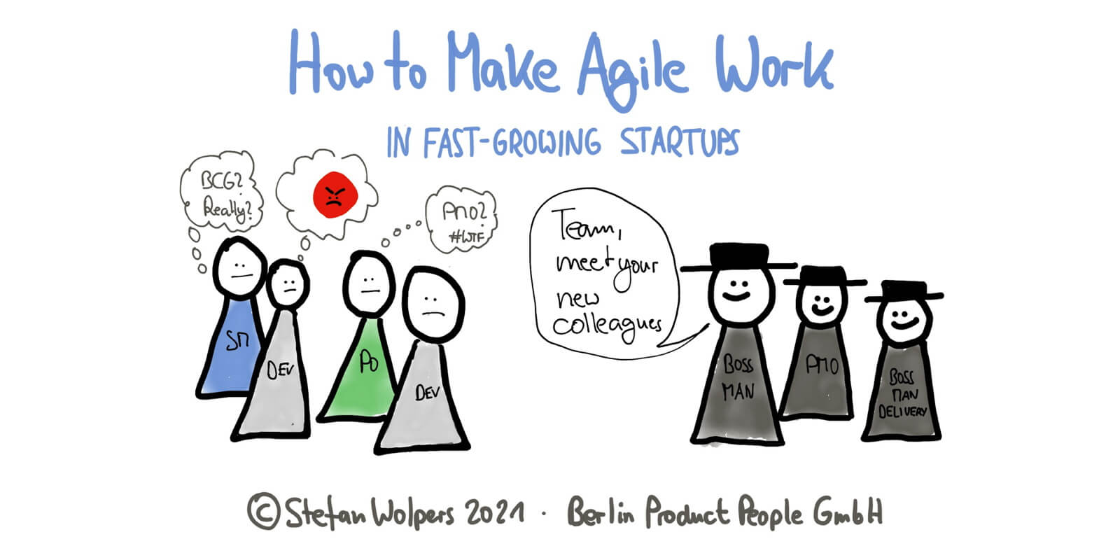 How to Make Agile Work in Fast-Growing Startups — Age-of-Product.com