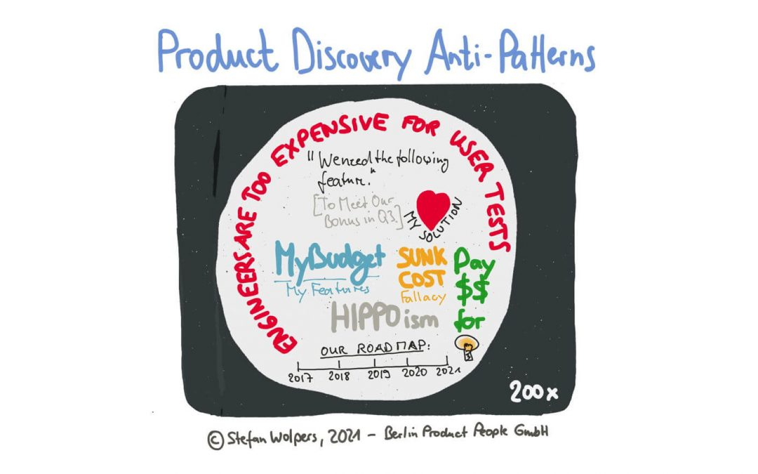 Product Discovery Anti-Patterns Leading to Failure