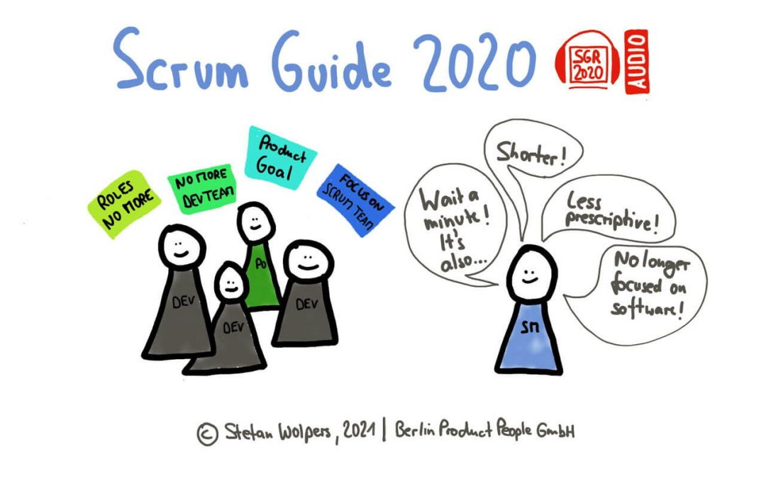 Download the Audiobook of the Scrum Guide 2020 Reordered for Free