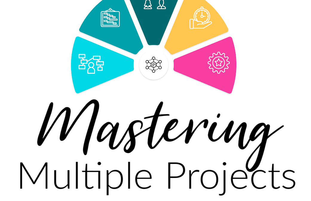 Introducing: Mastering Multiple Projects