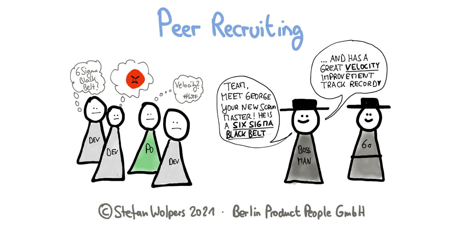 Peer Recruiting: How to Hire a Scrum Master in Agile Times — Age-of-Product.com