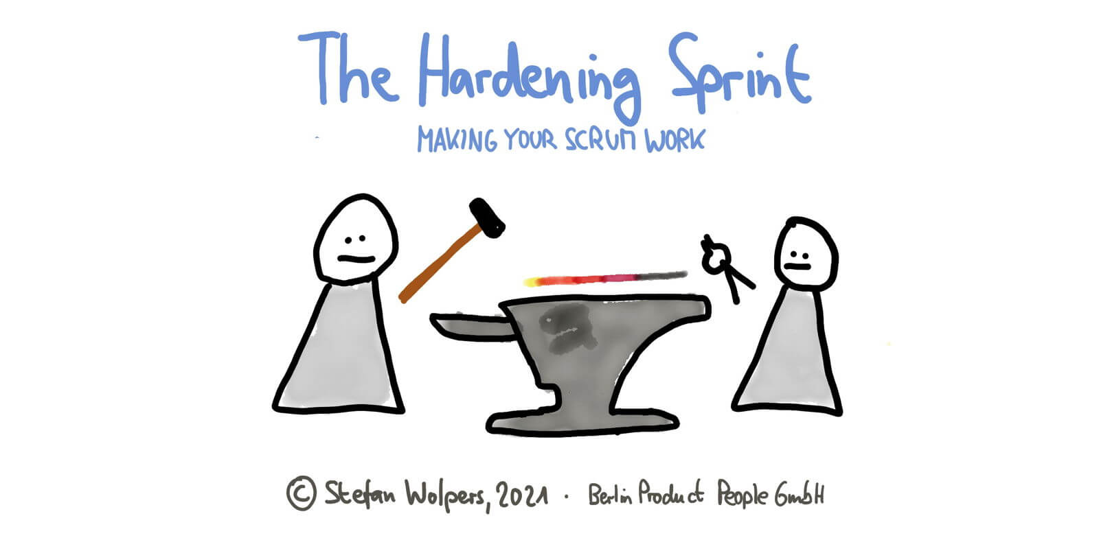 The Hardening Sprint — Making Your Scrum Work #2 — Age-of-Product.com