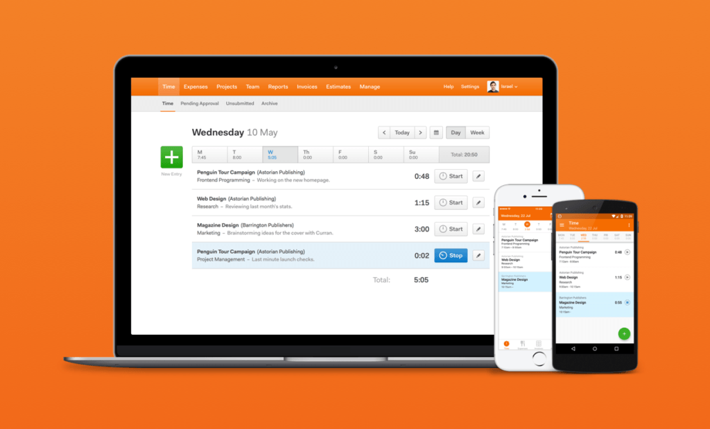 7 Top Tier Windows Time Trackers for Agile Professionals